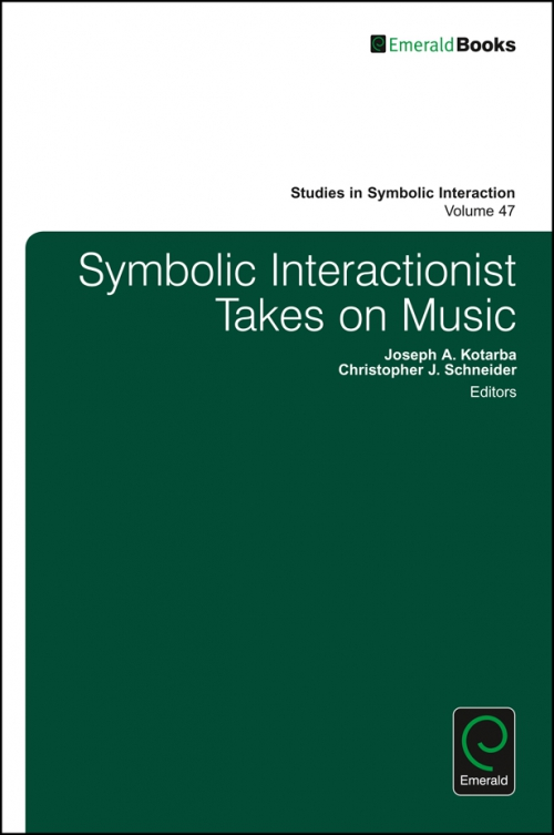 Emerald Title Detail Symbolic Interactionist Takes On Music By