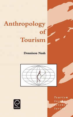 Jacket image for Anthropology of Tourism