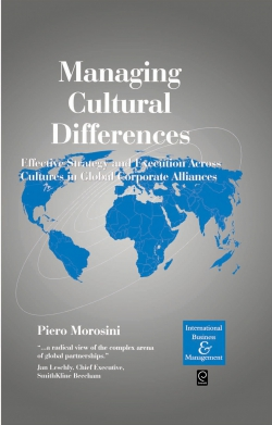 Jacket image for Managing Cultural Differences