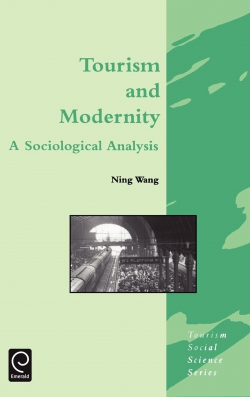 Jacket image for Tourism and Modernity