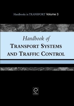 Jacket image for Handbook of Transport Systems and Traffic Control