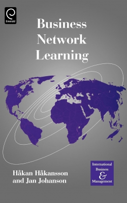 Jacket image for Business Network Learning