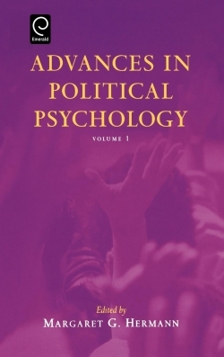 Jacket image for Advances in Political Psychology