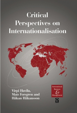 Jacket image for Critical Perspectives on Internationalisation