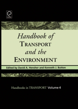 Jacket image for Handbook of Transport and the Environment