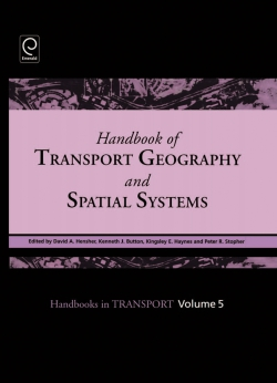 Jacket image for Handbook of Transport Geography and Spatial Systems