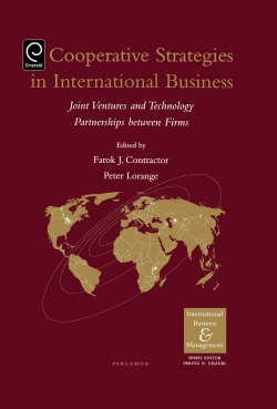 Jacket image for Cooperative Strategies and Alliances in International Business