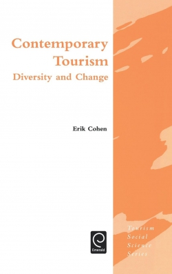 Jacket image for Contemporary Tourism