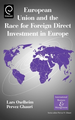 Jacket image for European Union and the Race for Foreign Direct Investment in Europe