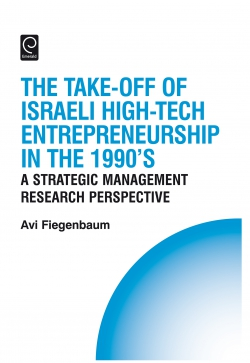 Jacket image for The Take-off of Israeli High-Tech Entrepreneurship During the 1990s