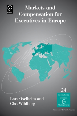 Jacket image for Markets and Compensation for Executives in Europe