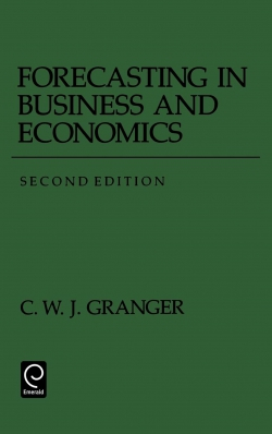 image for Forecasting in Business and Economics