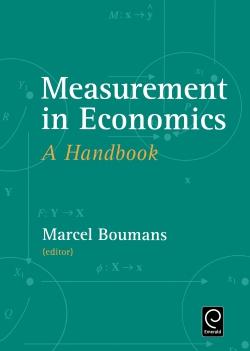 image for Measurement in Economics