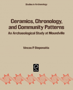 Jacket image for Ceramics, Chronology and Community Patterns