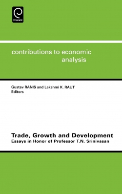 Jacket image for Trade, Growth and Development