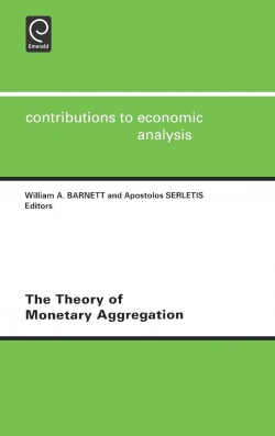 Jacket image for The Theory of Monetary Aggregation