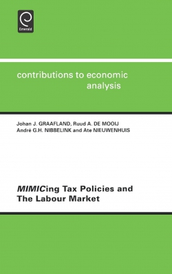 Jacket image for Mimicing Tax Policies and the Labour Market