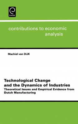 Jacket image for Technological Change and the Dynamics of Industries