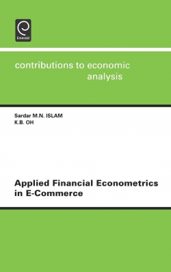 Jacket image for Applied Financial Econometrics in e-Commerce