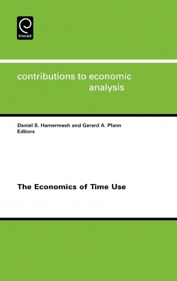 Jacket image for The Economics of Time Use