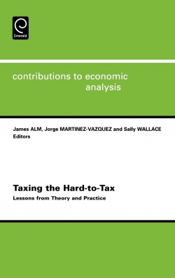 Jacket image for Taxing the Hard-to-tax