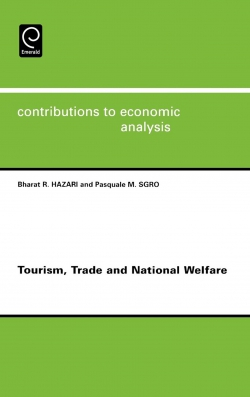 Jacket image for Tourism, Trade and National Welfare