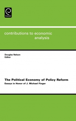 Jacket image for The Political Economy of Policy Reform