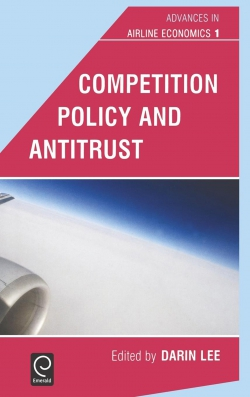 Jacket image for Competition Policy and Antitrust