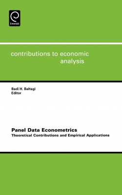 Jacket image for Panel Data Econometrics