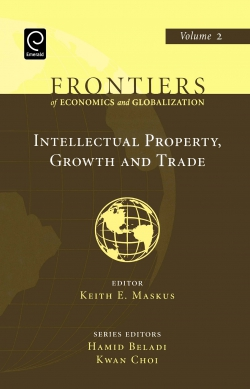Jacket image for Intellectual Property, Growth and Trade