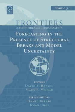 Jacket image for Forecasting in the Presence of Structural Breaks and Model Uncertainty