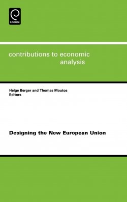 Jacket image for Designing the New European Union