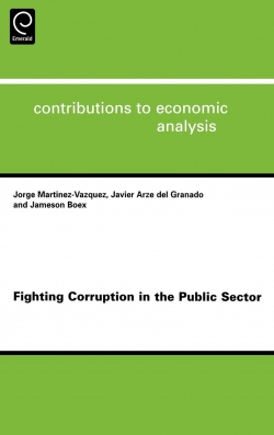 Jacket image for Fighting Corruption in the Public Sector