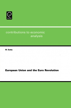 Jacket image for European Union and the Euro Revolution