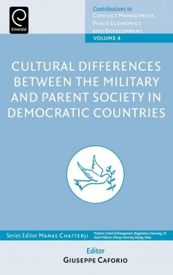 Jacket image for Cultural Differences between the Military and Parent Society in Democratic Countries