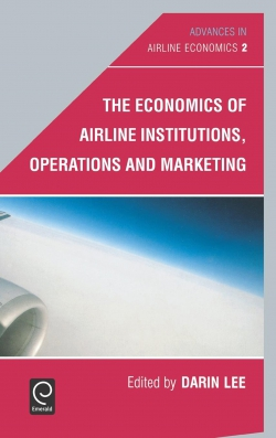 Jacket image for The Economics of Airline Institutions, Operations and Marketing