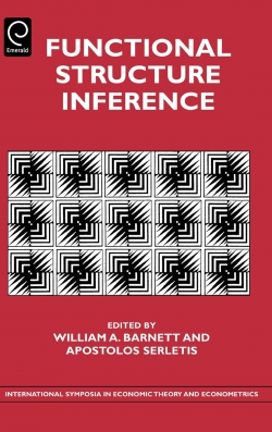 Jacket image for Functional Structure Inference