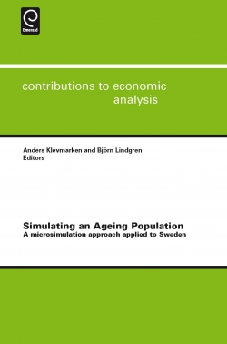 Jacket image for Simulating an Ageing Population