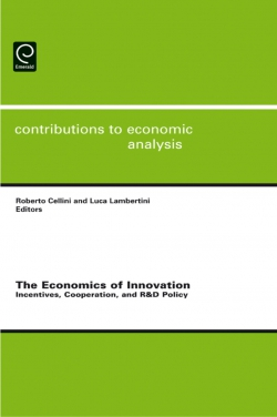 Jacket image for The Economics of Innovation