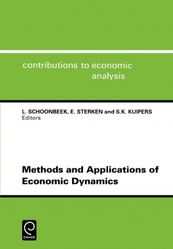 Jacket image for Methods and Applications of Economic Dynamics