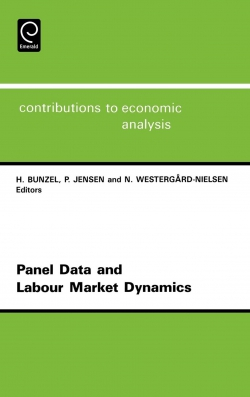 Jacket image for Panel Data and Labour Market Dynamics