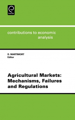 Jacket image for Agricultural Markets
