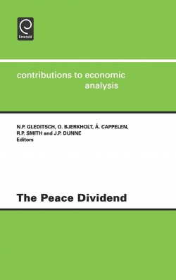 Jacket image for The Peace Dividend