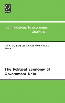 Jacket image for Political Economy of Government Debt