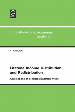Jacket image for Lifetime Income Distribution and Redistribution