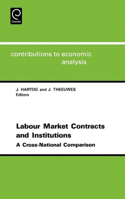 Jacket image for Labor Market Contracts and Institutions
