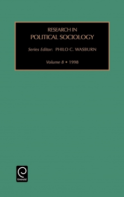 Jacket image for Research in Political Sociology