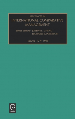 Jacket image for Advances in International Comparative Management