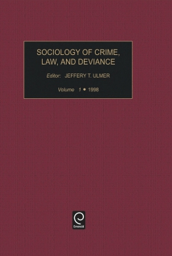 Jacket image for Sociology of Crime Law and Deviance