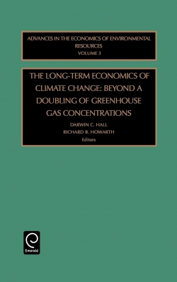 Jacket image for Long-term Economics of Climate Change